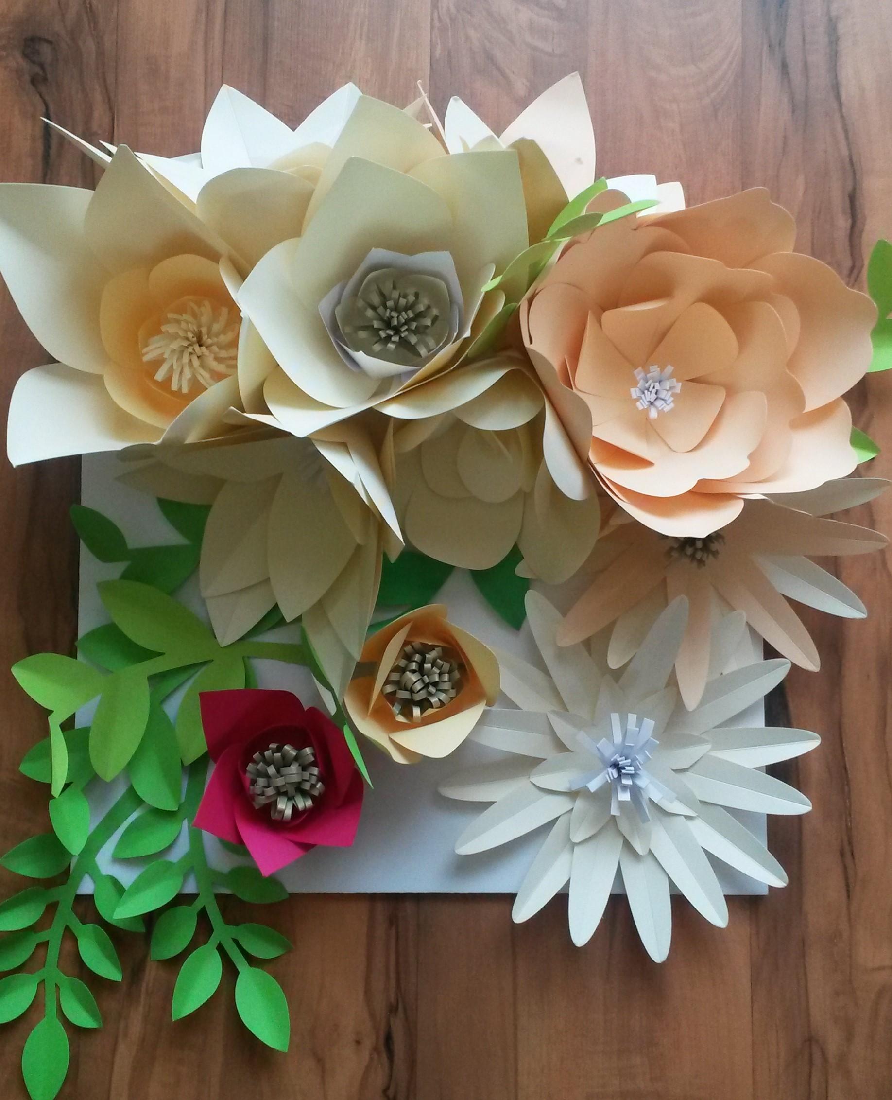 virághegyek