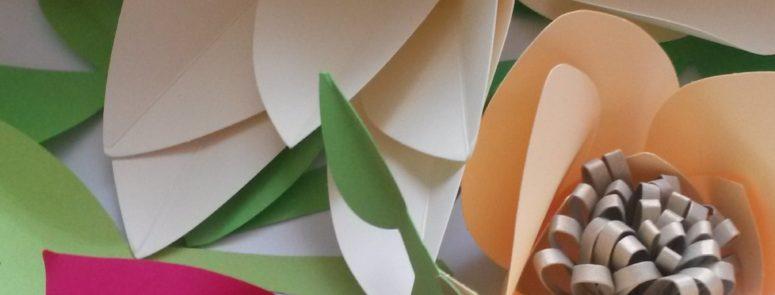 Papírvirág csodák