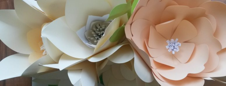 Magical paperflowers